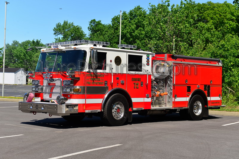 POTOMAC HEIGHTS, MD ENGINE 72
