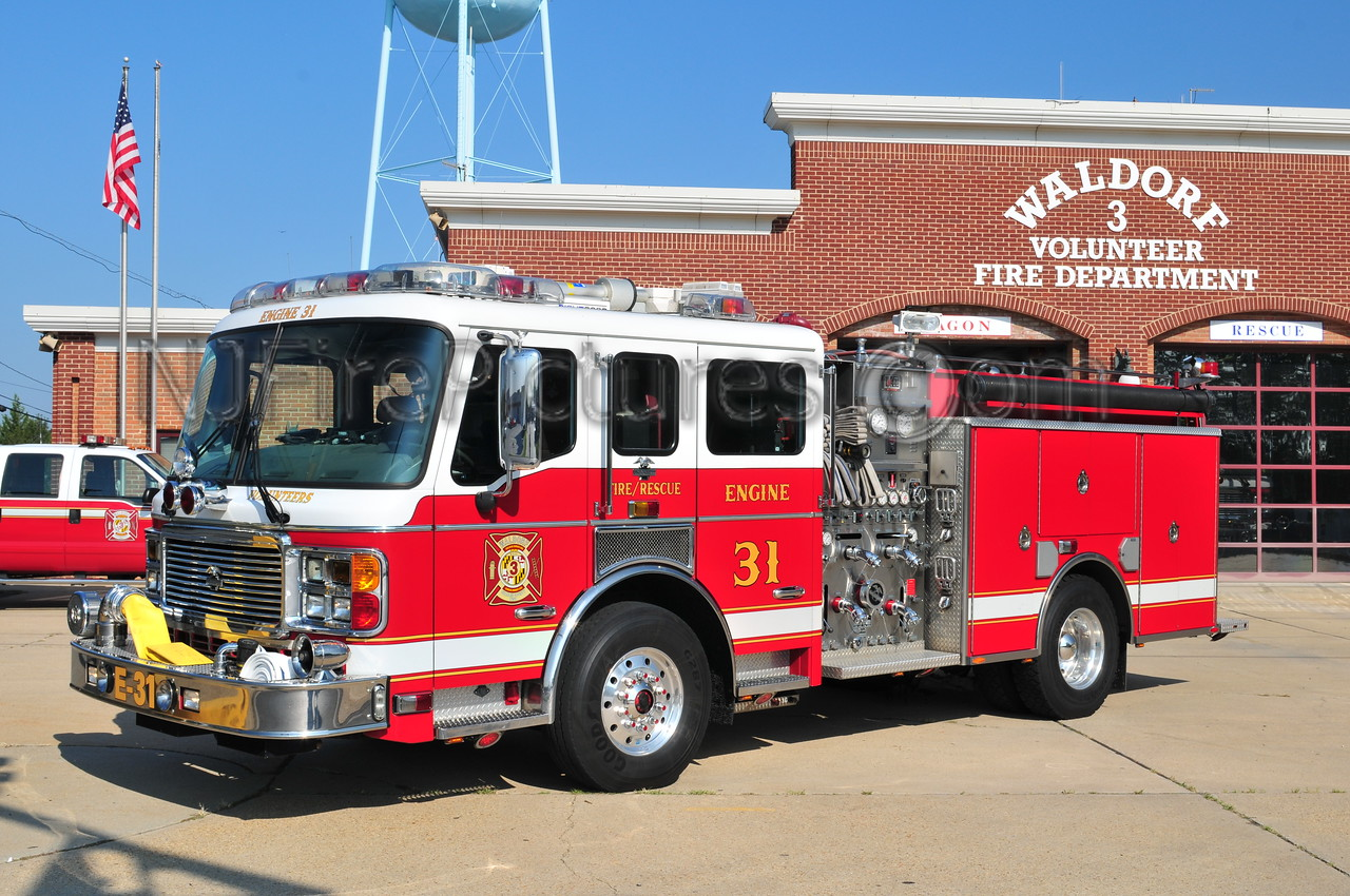 WALDORF, MD ENGINE 31