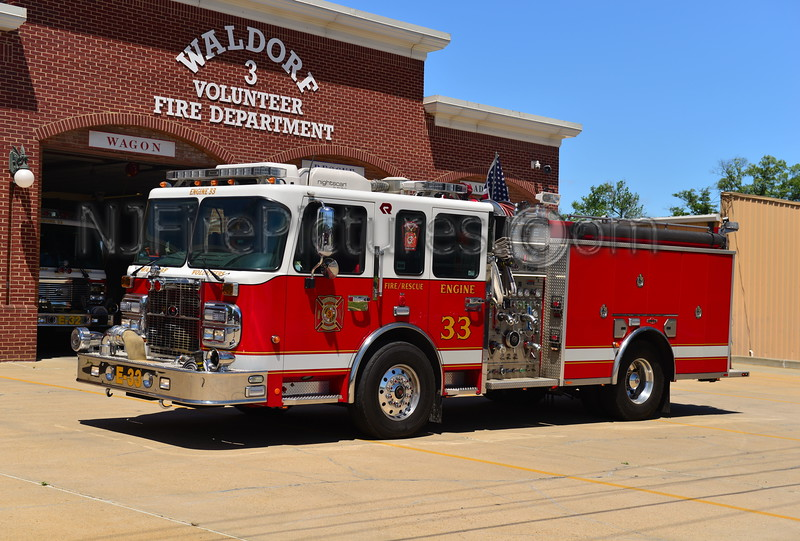 WALDORF, MD ENGINE 33
