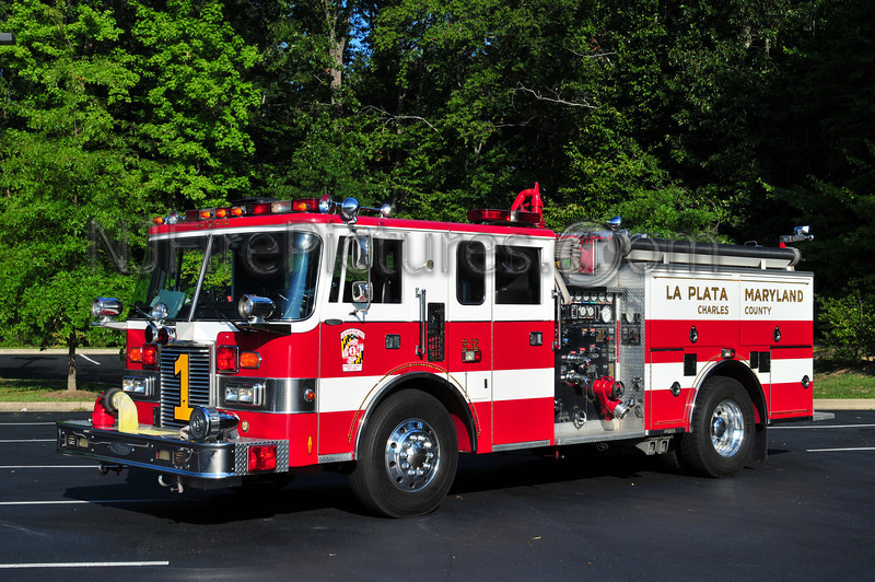 LA PLATA, MD ENGINE 12