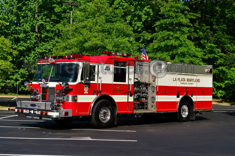 LA PLATA, MD RESCUE-ENGINE 1