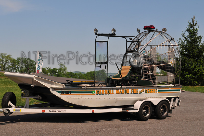 ADAMSTOWN, MD (CARROLL MANOR FC) AIR BOAT 28