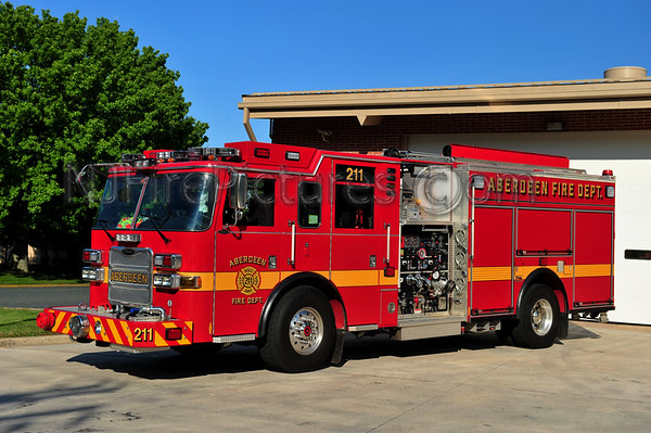 HARFORD COUNTY MARYLAND FIRE APPARATUS