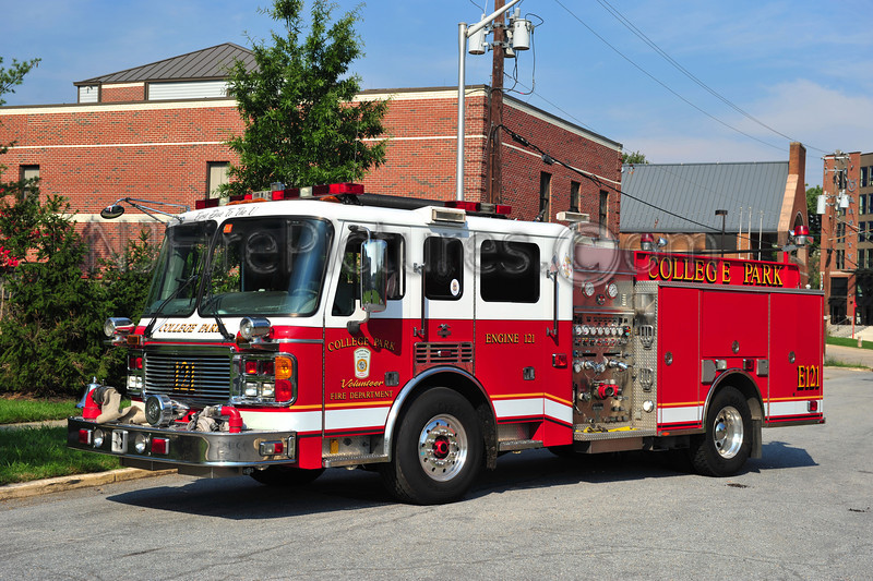 COLLEGE PARK, MD ENGINE 121