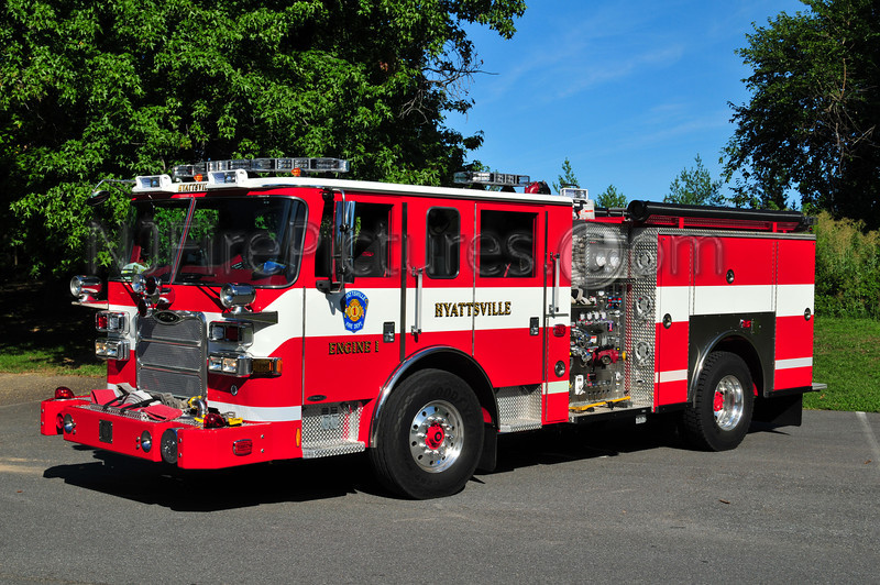 HYATTSVILLE, MD ENGINE 1