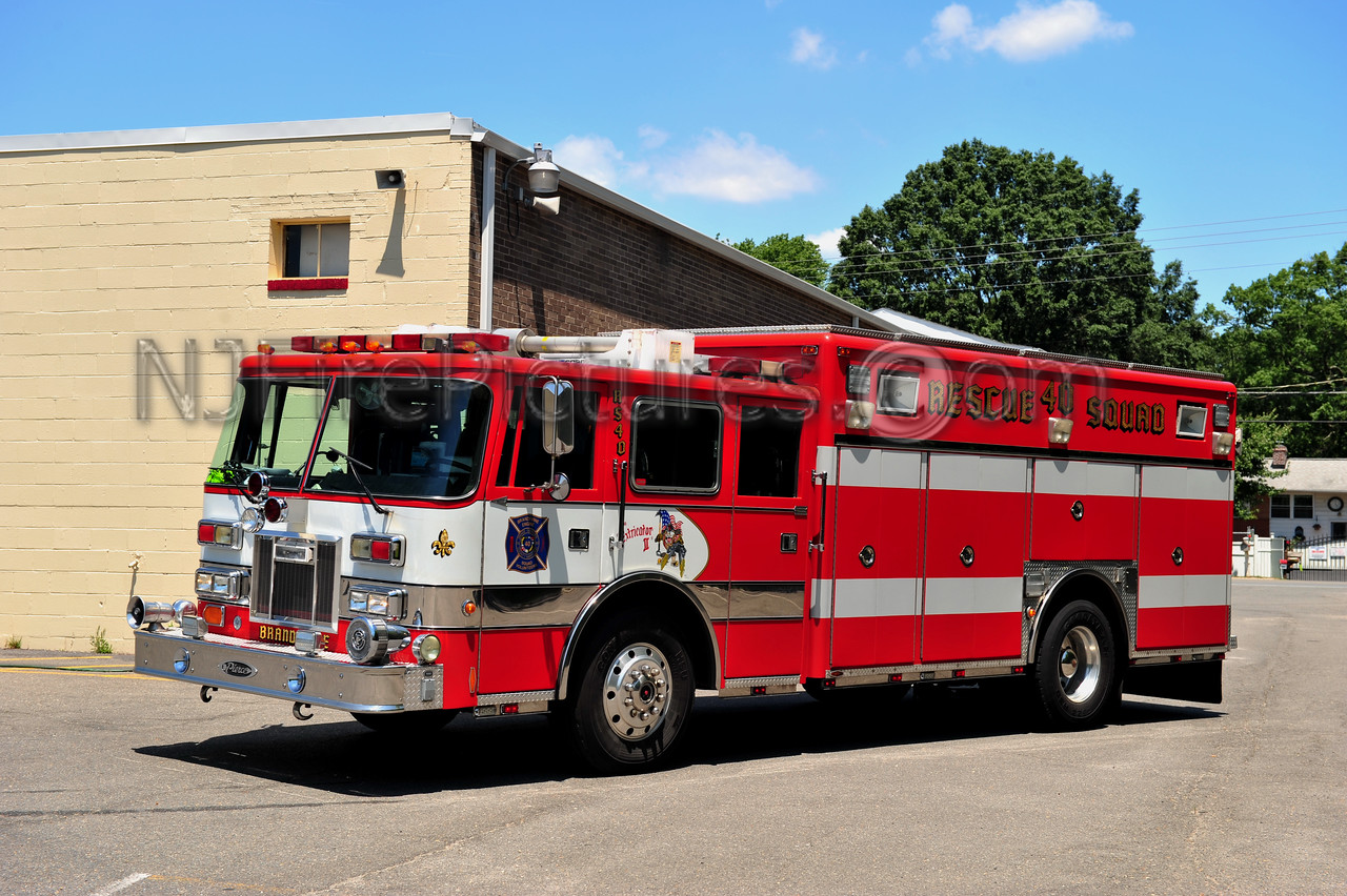 BRANDYWINE, MD RESCUE SQUAD 40