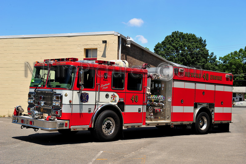 BRANDYWINE, MD RESCUE-ENGINE 40