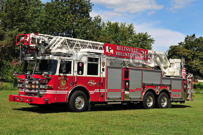 BELTSVILLE, MD LADDER 31