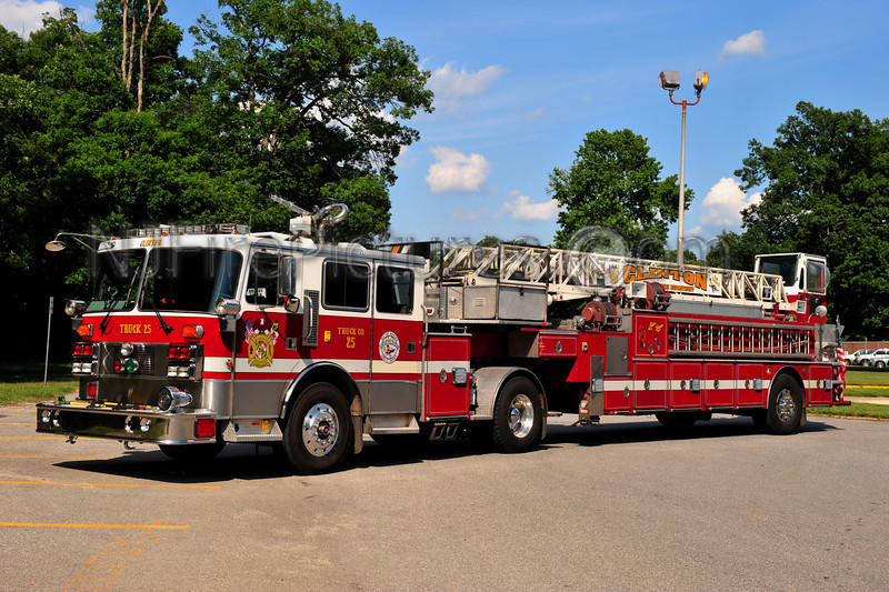 CLINTON, MD TRUCK 825