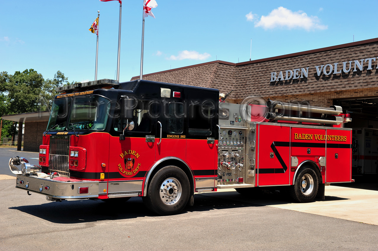 BADEN, MD ENGINE 362