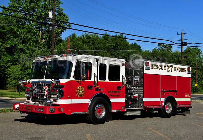 MORNINGSIDE, MD RESCUE-ENGINE 27