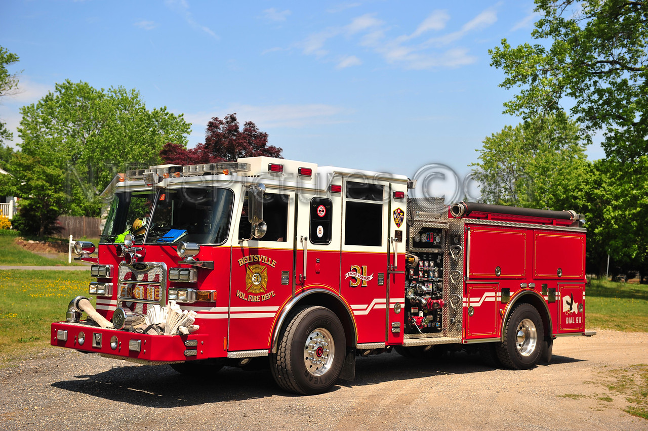 BELTSVILLE, MD ENGINE 31