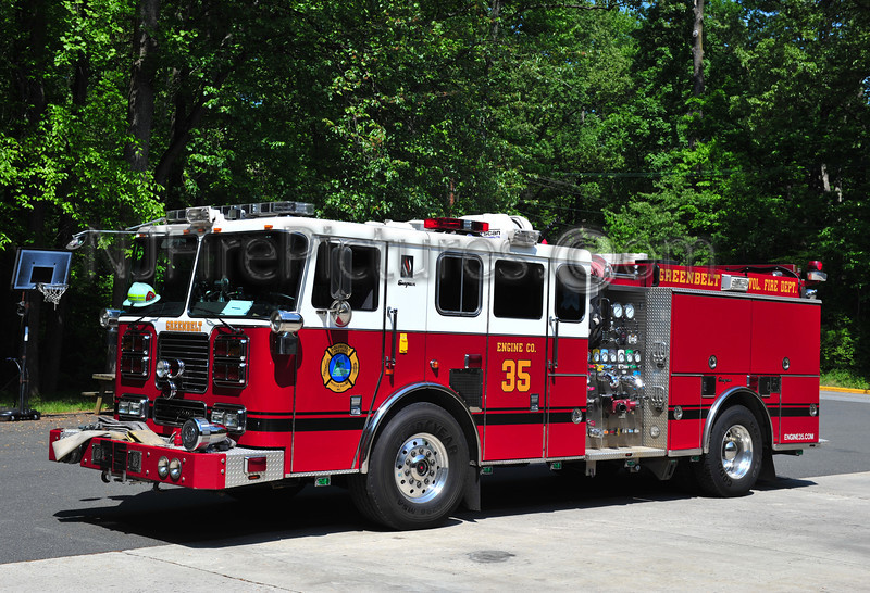 GREENBELT, MD ENGINE 35