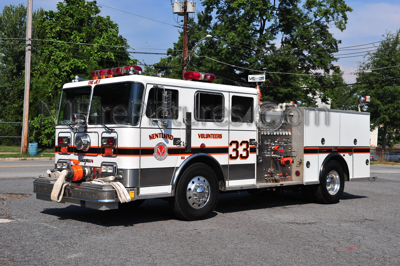 KENTLAND, MD ENGINE 332