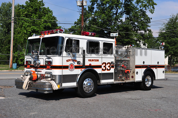 PRINCE GEORGE'S COUNTY MARYLAND FIRE APPARATUS