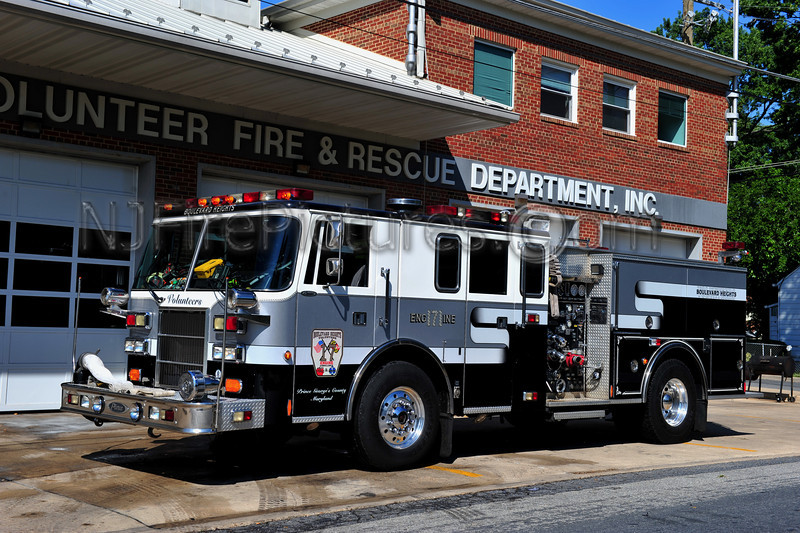 BOULEVARD HEIGHTS, MD ENGINE 171