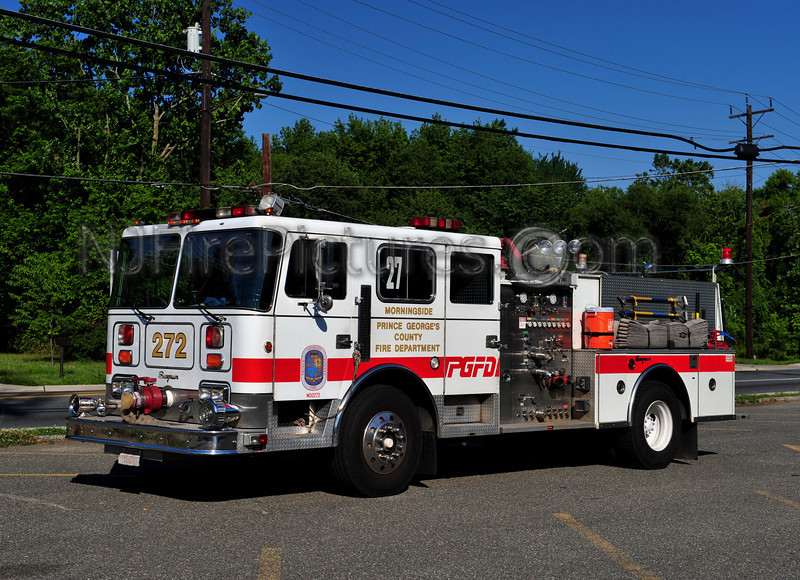 MORNINGSIDE, MD ENGINE 827