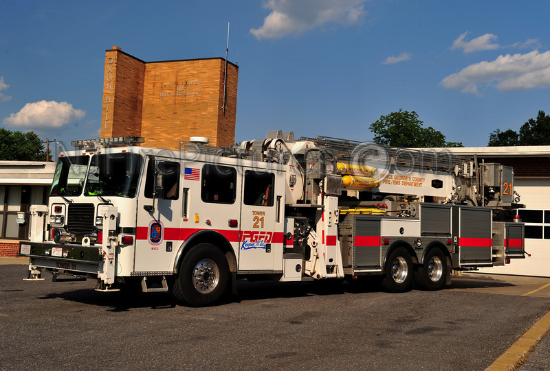 OXON HILL, MD TOWER 821