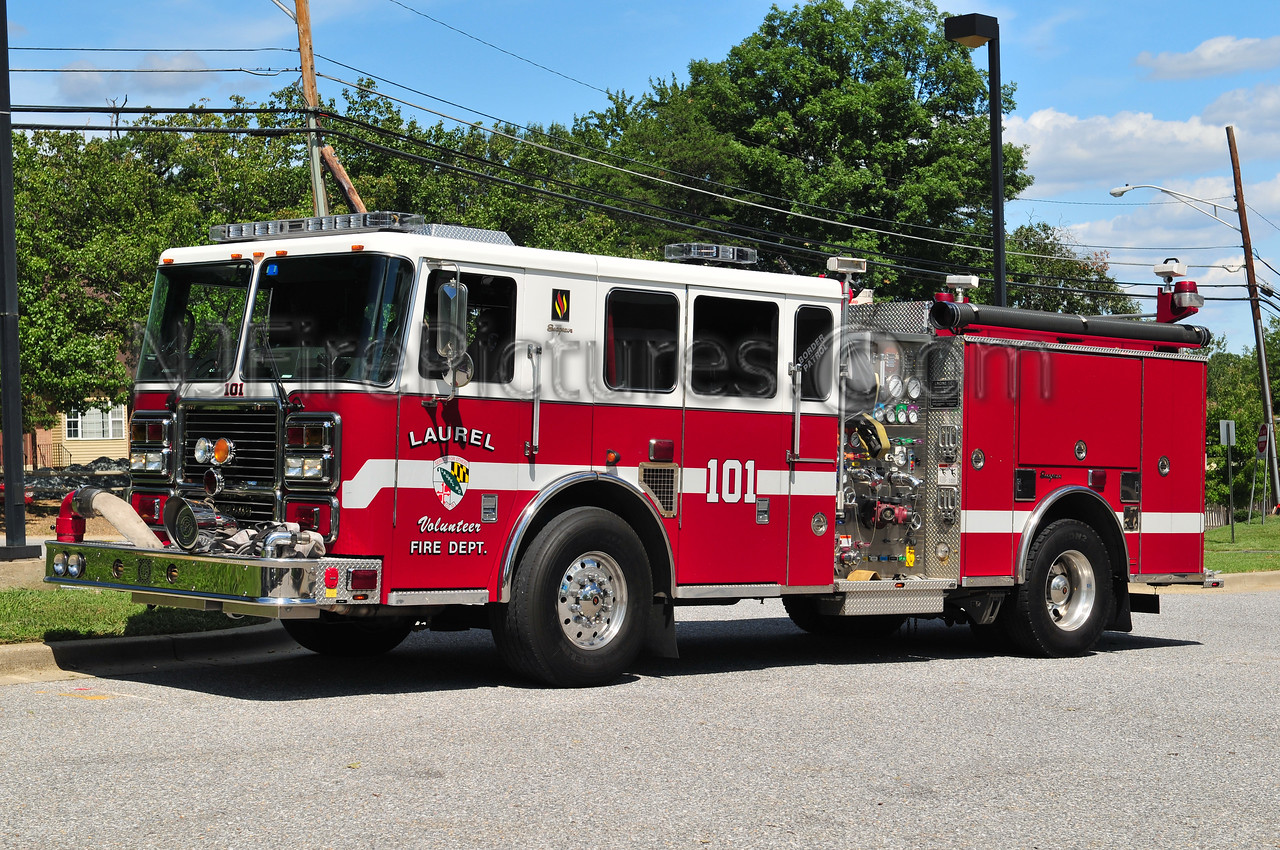 LAUREL, MD ENGINE 101
