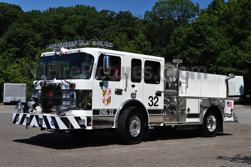 ALLENTOWN ROAD, MD ENGINE 32