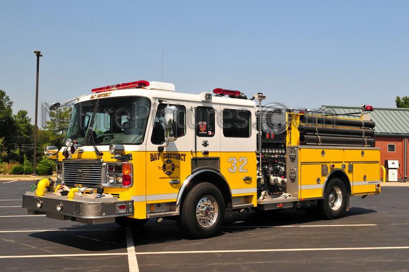 LEXINGTON PARK, MD ENGINE 32 BAY DISTRICT