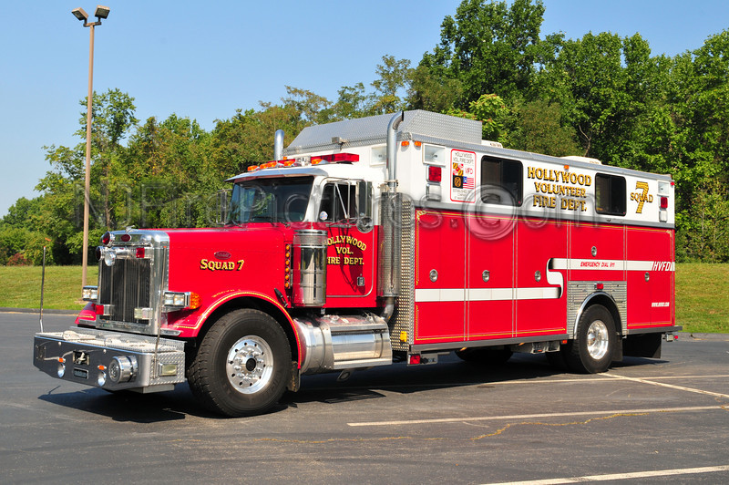 HOLLYWOOD, MD RESCUE SQUAD 7