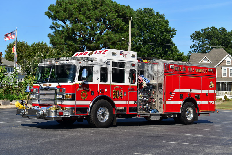 BERLIN, MD ENGINE 604