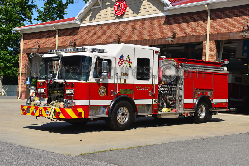 OCEAN CITY, MD ENGINE 7-5