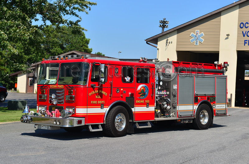 OCEAN PINES, MD ENGINE 1102