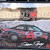 Poster at the track...  4PISTON...