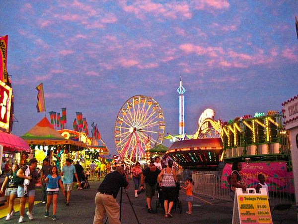 Maryland State Fair 2010