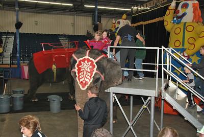 Shriners Circus April 2011
