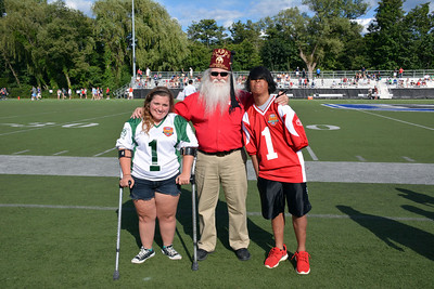 Shriners All Star Football Game June 21, 2014