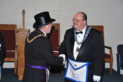 Lynnfield Zetland Fraternal Visit April 28 2011