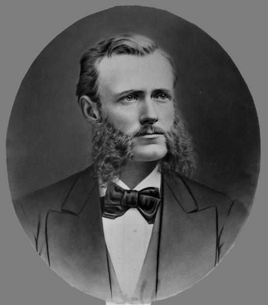 4.  Chyarles H. Moseley 1871-72