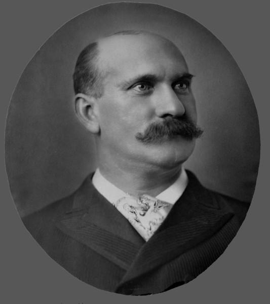 13.  Walter Smalley 1887