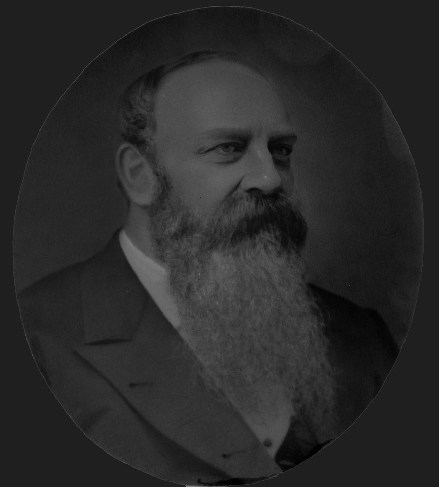 7.  George W. Spurr 1877-78