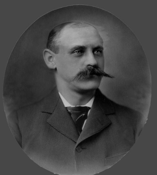 12.  J. Herbert Dwinell 1885-86