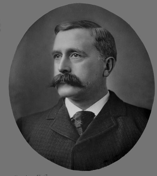 15.  Charles E. Corey 1891-92