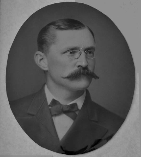 9.  N. Frank Marble 1880