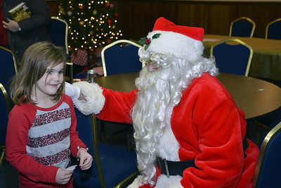 WPL Childrens XMass Party 12.14.13