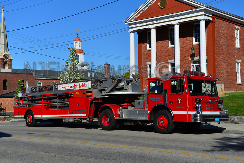SOUTHBRIDGE LADDER 1 - 1989/1973 MAXIM 80' TDA