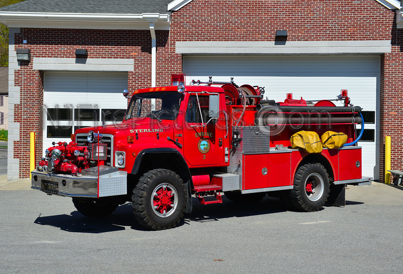 STERLING ENGINE 3 - 1987 INTERNATIONAL/BOYER 1000/500