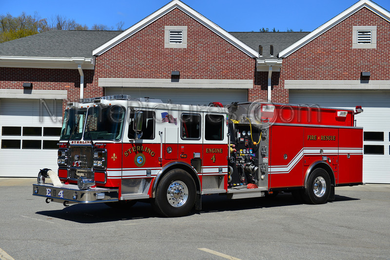 STERLING ENGINE 4 - 2010 SEAGRAVE 1500/1500/20