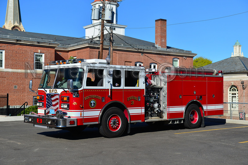 SOUTHBRIDGE ENGINE 3 - 2008 PIERCE CONTENDER 1500/750