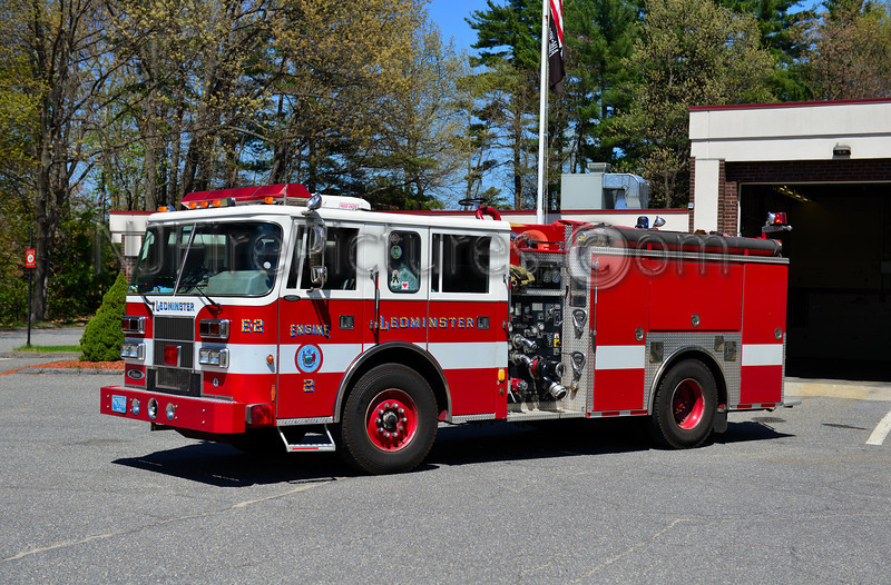 LEOMINSTER ENGINE 2 - 1995 PIERCE SABER 1250/1000