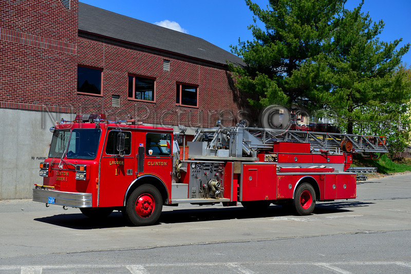CLINTON LADDER 1 - 1988 MAXIM 1000/0/100'