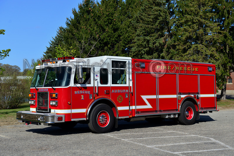 AUBURN RESCUE 1 - 2012 PIERCE SABER