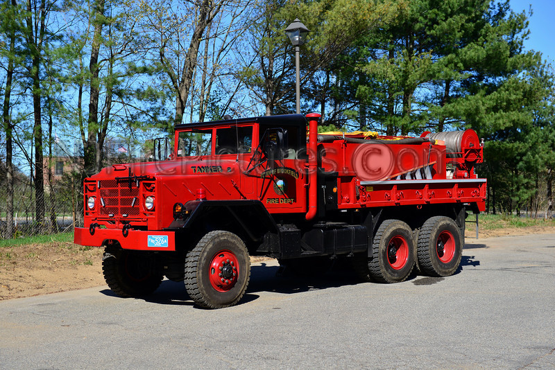 BROOKFIELD TANKER 2 - 1984 AMERICAN GENERAL 400/1200
