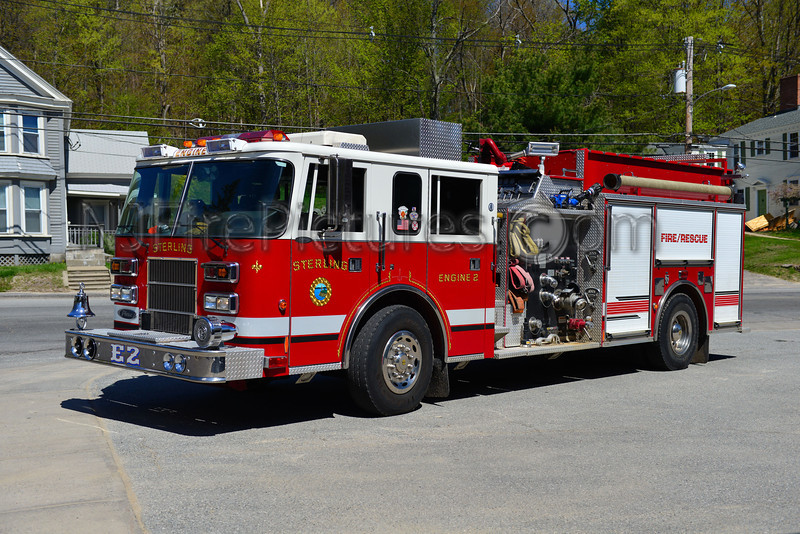 STERLING ENGINE 2 - 1997 PIERCE SABER 1500/1000
